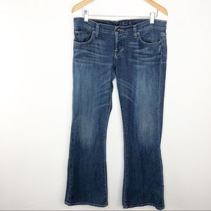 🌿 Lucky Brand Lil Maggie size 8/29 Regular Jeans
